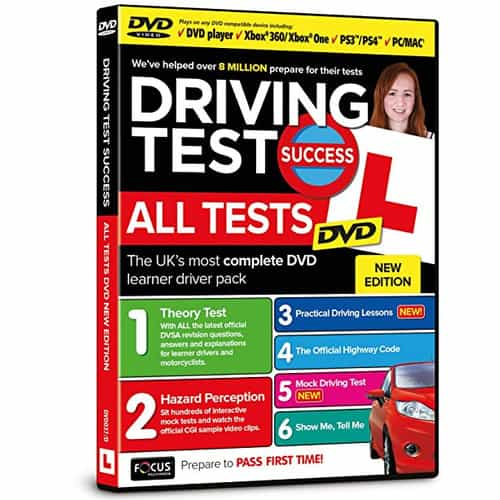 Driving Lessons How to pass your Theory Test